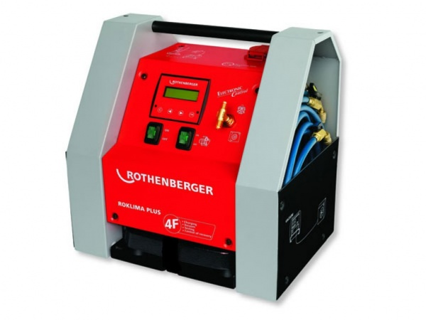 Станция Rothenberger Roklima Multi 4F